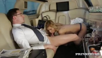Short blonde Amy Summers getting fucked